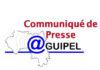 Communiqué Presse AGUIPEL