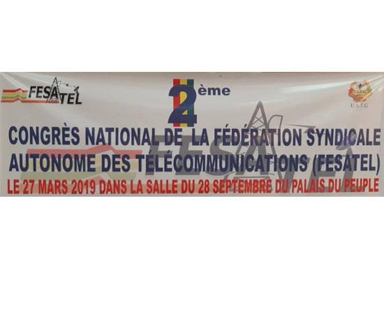 2ème Congrès de la FESATEL