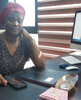 Aminata KABA Directrice Adjoint de l'ARPT