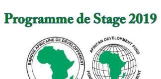 Programme de stage 2019