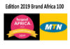 100 marques les plus admirées d'Afrique