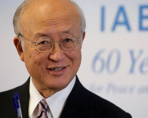 Décès de Yukiya Amano directeur général de l'Agence Internationale de l'Energie Atomique (AIEA)