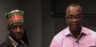 Les savants, Abdoulaye et Ibrahima Barry ADLaM