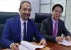 Signature d'un accord de partenariat entre Mattel et Huawei