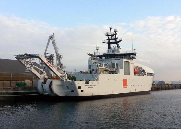 Le Groupe Orange déploie un 3ème câble sous marin pour les filiales de la sous régions