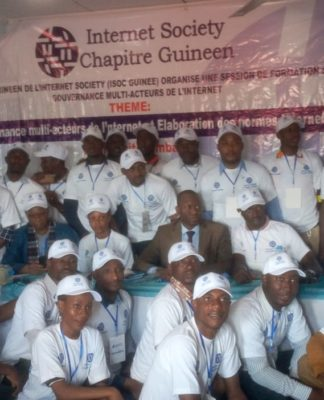 Formation ISOC-Guinee