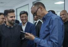 Rwanda: lancement des premiers smartphones 'Made in Africa'