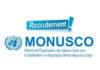 Recrutement d'un Agent associé aux télécoms pour la MONUSCO