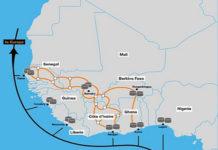 Orange Group annonce le déploiement d'un réseau de fibre optique en Afrique de l'Ouest