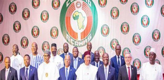 CEDEAO: les chefs d'état notent une insuffisance d'énergie