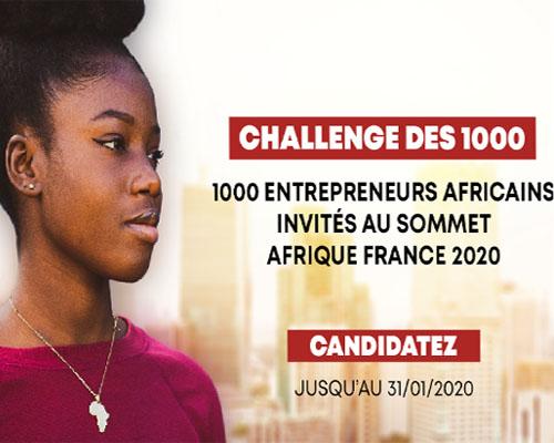 Challenge des 1000