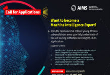 Bourses : Masters Africains en Intelligence Artificielle