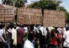 Mobile de la fermeture de la Société des Télécoms de Guinée