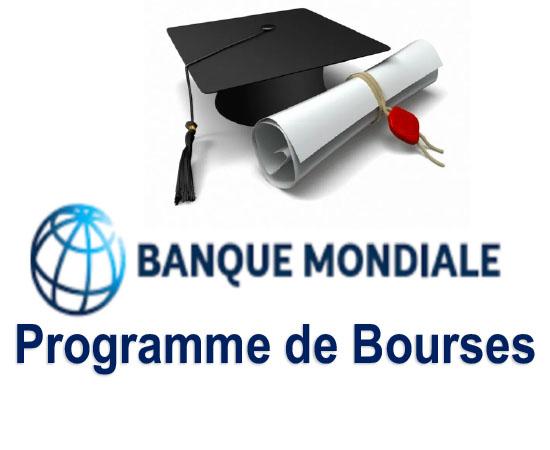 Appel à candidature : Programme de bourses de la Banque mondiale