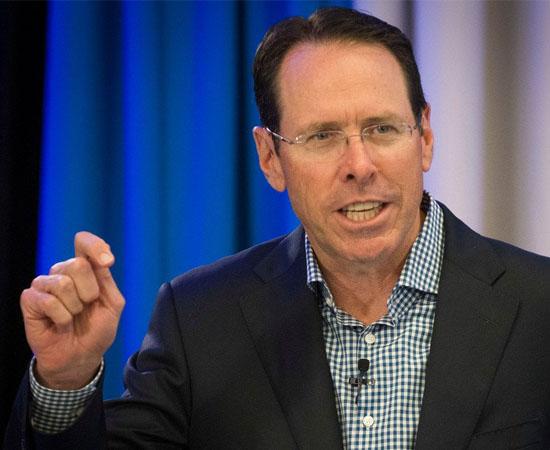 AT&T : Randall Stephenson, part à la retraite en juin