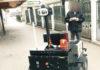 TUNISIE- CODIV-19: un robot policier appelant la population à respecter leconfinement