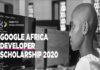Formation : Programme de Certification Google Africa Pour Développeurs, 2020