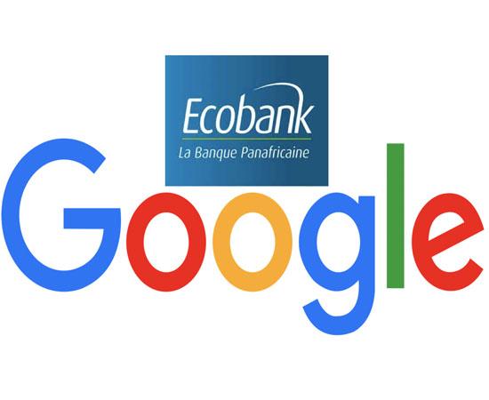 Google-Ecobank offrent des solutions digitales aux PME africaines.