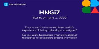 Formation-HNG 7.0 : Stage 2020 pour les développeurs de logiciels