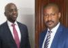 Guinée : le Ministre des Postes, Télécommunications et de l'Économie Numérique Moustapha Mamy Diaby cède sa place à Said Oumar Koulibaly.