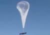 Kenya : fourniture de services 4G via des ballons stratosphériques