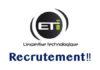 ETI SA lance un appel pour le recrutement de (3) Consultants Fonctionnels