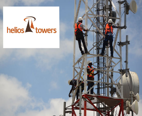 Helios Towers Aktie