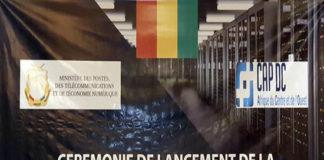 Guinée : lancement officiel de la construction du premier centre de données national