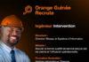 Offres d'emploi : Orange Guinée recrute un Ingénieur Télécoms