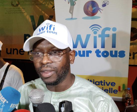Guinée: lancement du projet « Wi-fi pour tous ».
