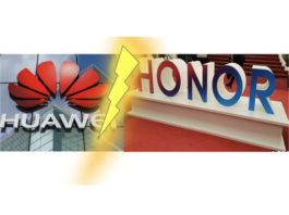 Huawei confirme la vente de sa marque Honor