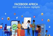 Facebook publie le Bilan de l'année 2020 des ses utilisateurs africains