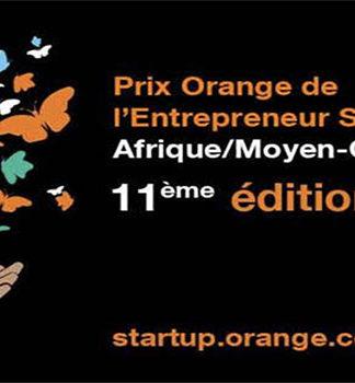 Orange : 11ème édition du Prix de l'Entrepreneur Social en Afrique et au Moyen-Orient (POESAM).