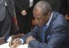 Guinée : le président Alpha Condé renforce les prérogatives de l'ARPT
