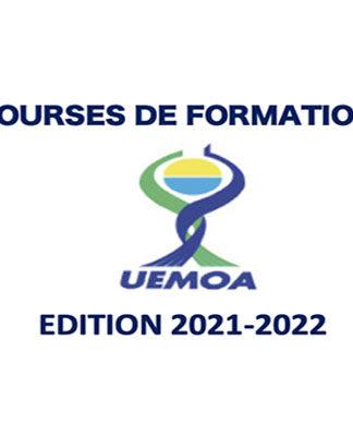 Bourses de formation et de recherche UEMOA 2021-2022