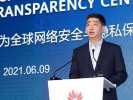 Huawei inaugure son plus grand centre de Cybersécurité