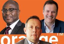 Orange : Nomination des nouveaux PDG
