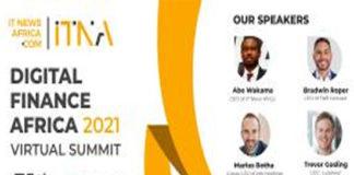 Sommet Digital Finance Africa 2021