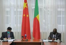 Bénin : la Chine accorde un prêt de 22 milliards de FCApour la densification du réseau haut débit