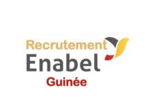 Offres d'emploi : Enabel Guinée recrute un ICT Officer