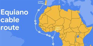 Equiano : nouveau câble sous-marin de google pour connecter l'Afrique à l'Europe